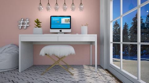 Cute - Office  - by Qanon