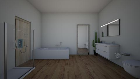 Master Bath - Bathroom  - by Kaylee4321