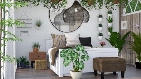 OSSIGENO - Bedroom  - by Galstyler