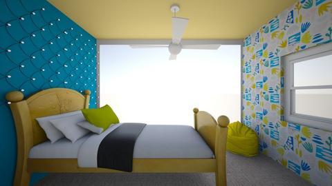 Kids bedroom - Bedroom  - by azoo