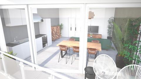 Tolhuiskade alt kitchen - Living room  - by Patrickvh3