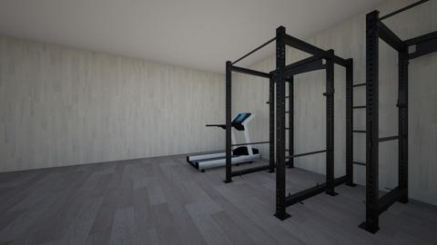 gym - Garden - by katenelson27