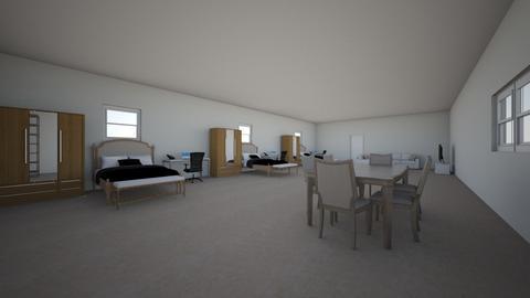 FH Dorm - Modern - by EpicCharliePup