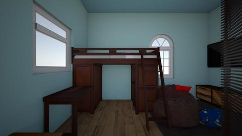 Karas Design Challenge - Kids room - by Karamello89
