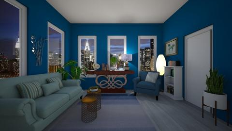 ALR - Living room - by VeroDale