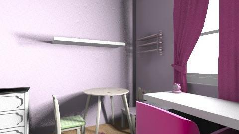 Gyerekszoba 2 - Classic - Kids room  - by Doribaba19