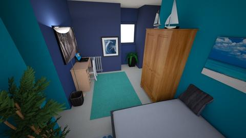 Double Bed 1_2 - Bedroom - by Fitz56