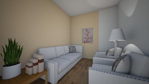 sitting room - Living room  - by brooklynsteele88