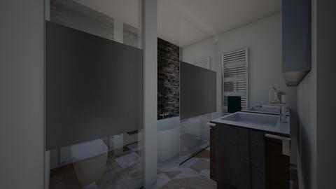 BETH - Bathroom - by Oscar Moyeda