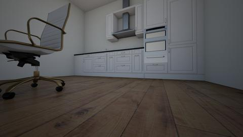 roomroom - Kitchen  - by isacoo