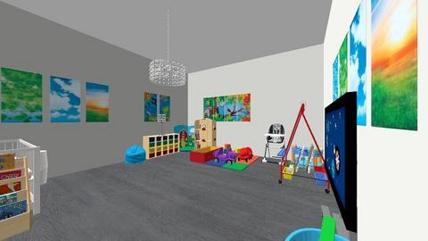 parham300 - Kids room - by Destinip