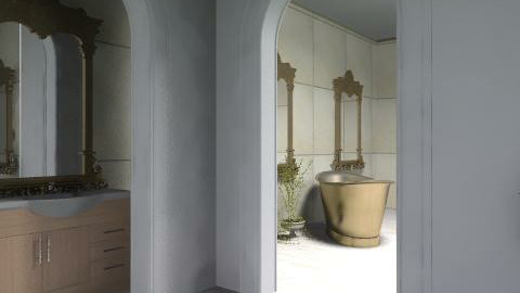 sauna - Classic - Bathroom  - by trees designs