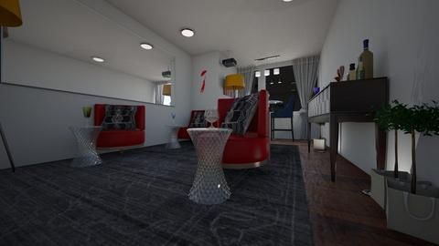 House Bar - Eclectic - by decordiva1