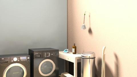 Laundrey room - Minimal - by TheAlgonaGirl