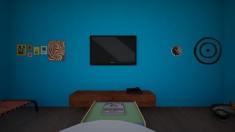 Boys room - Bedroom  - by familystyler