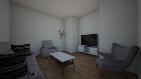 dream living rrom  - Living room  - by jgilbert6110