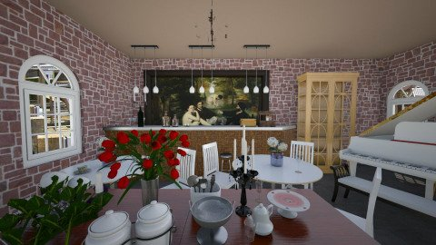 French Bistro - Classic - by anirah