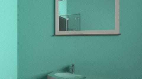 giulia - Glamour - Bathroom  - by vanjafilippo