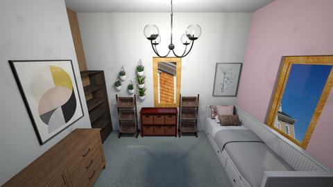 my bedroom - Kids room  - by katemarsh