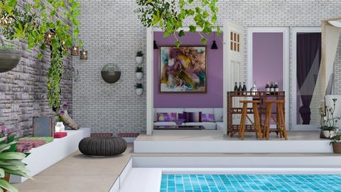 pool - by nat mi