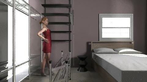 sharon - Minimal - Bedroom - by bidago