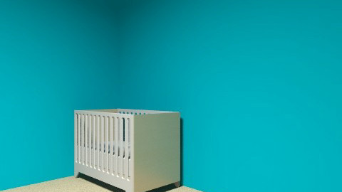 baby - Vintage - Kids room  - by gguillen64