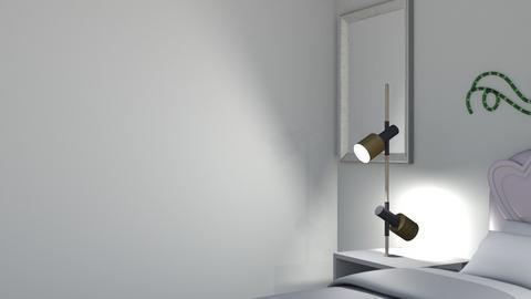 new room - Classic - Bedroom  - by kjhayryfgrd