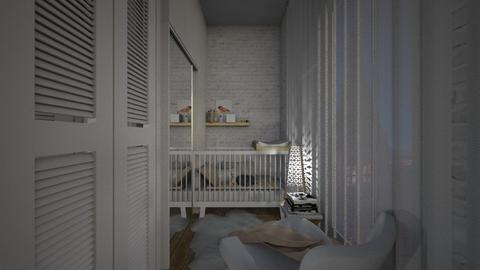 Casa377Nursery - Modern - Kids room  - by nickynunes