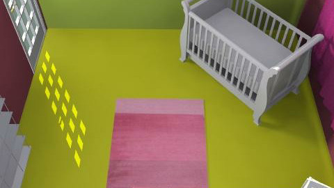 My darling baby - Minimal - Kids room  - by nadine34