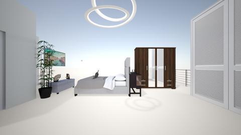 my ideal room - Modern - Bedroom - by Lucas Hoyos