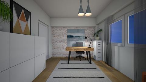 Jules - Office  - by irina calu
