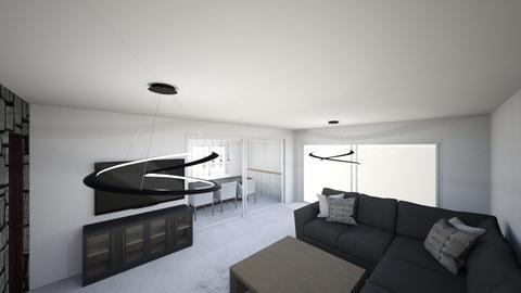 Idee leefruimte - Living room  - by Floatoncloud