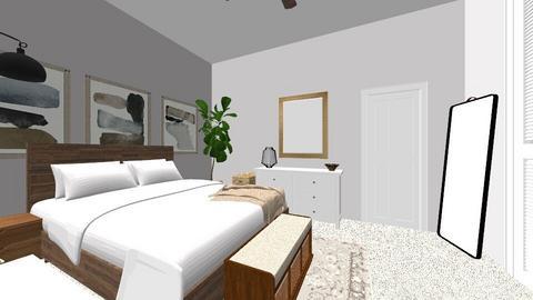 OP room - Bedroom - by hasanderson