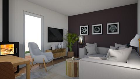 PH - Living room  - by EDeb