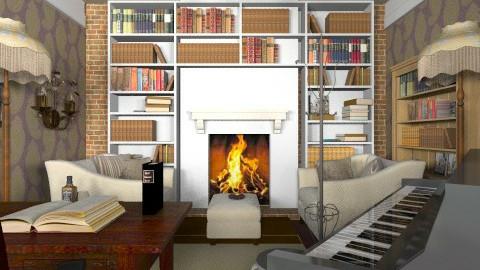 Sherlocks Room - Classic - Office  - by Luisy