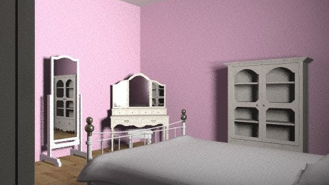 gamze estim - Country - Bedroom  - by gamze estim