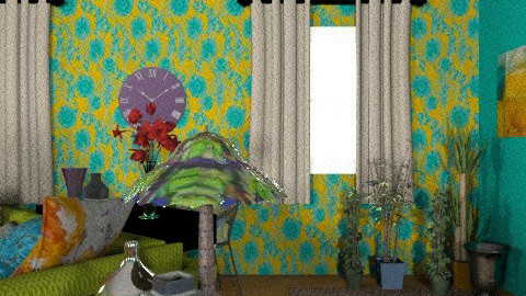 jeffrey - Glamour - Living room  - by Lynch Jeffrey