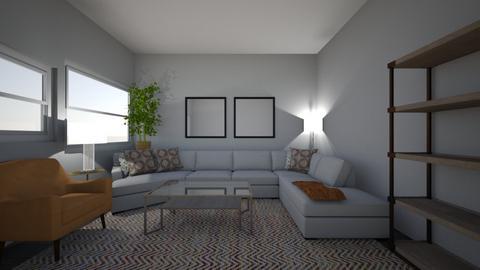 Antonio Space - Living room  - by henrynader