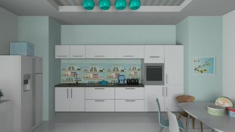kp - Kitchen  - by vagrfd