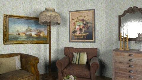 Vintagecorner - Vintage - Living room  - by milyca8