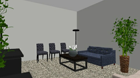 Lobby - Retro - Office  - by jeannamaines3