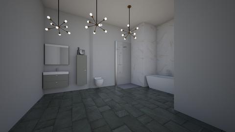 Modern Bathroom - Bathroom  - by benjaminn62