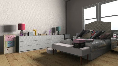 Glamour room - Glamour - Bedroom  - by alex101Friend