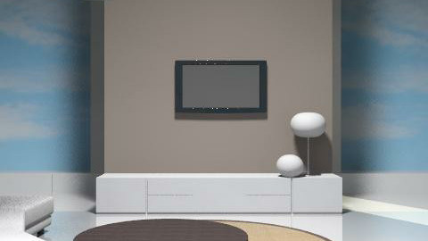 minimal - Minimal - Living room  - by Natasa_M