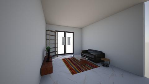 Jen Jeff Room in Dxb - Living room - by Jennifermartin