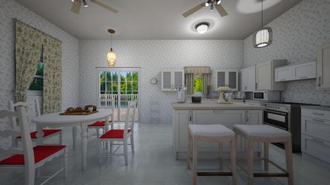 Kitchen Retreat - Kitchen  - by mspence03