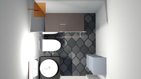 On Progress - Bathroom  - by kfirmaymon84