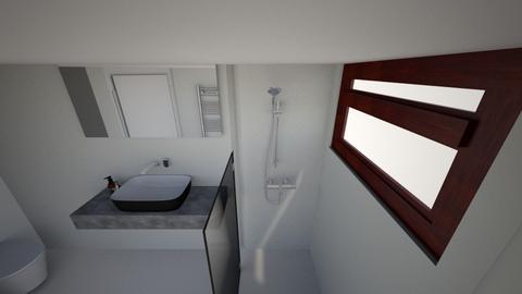 Badkamer 4 - Bathroom - by ruinmakoti