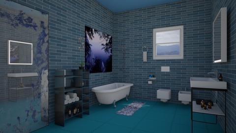 Fus - Bathroom  - by emivim