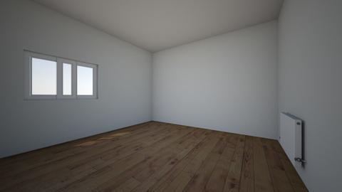 RoRoom - Modern - Bedroom  - by niallh